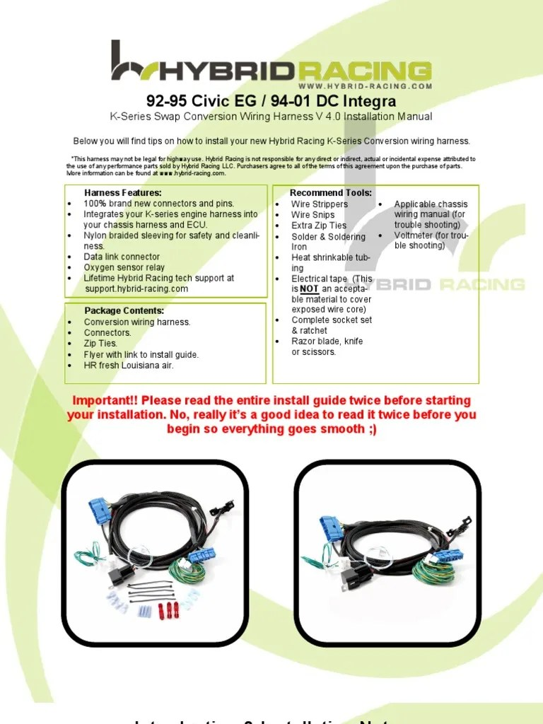 hight resolution of integra wiring on all