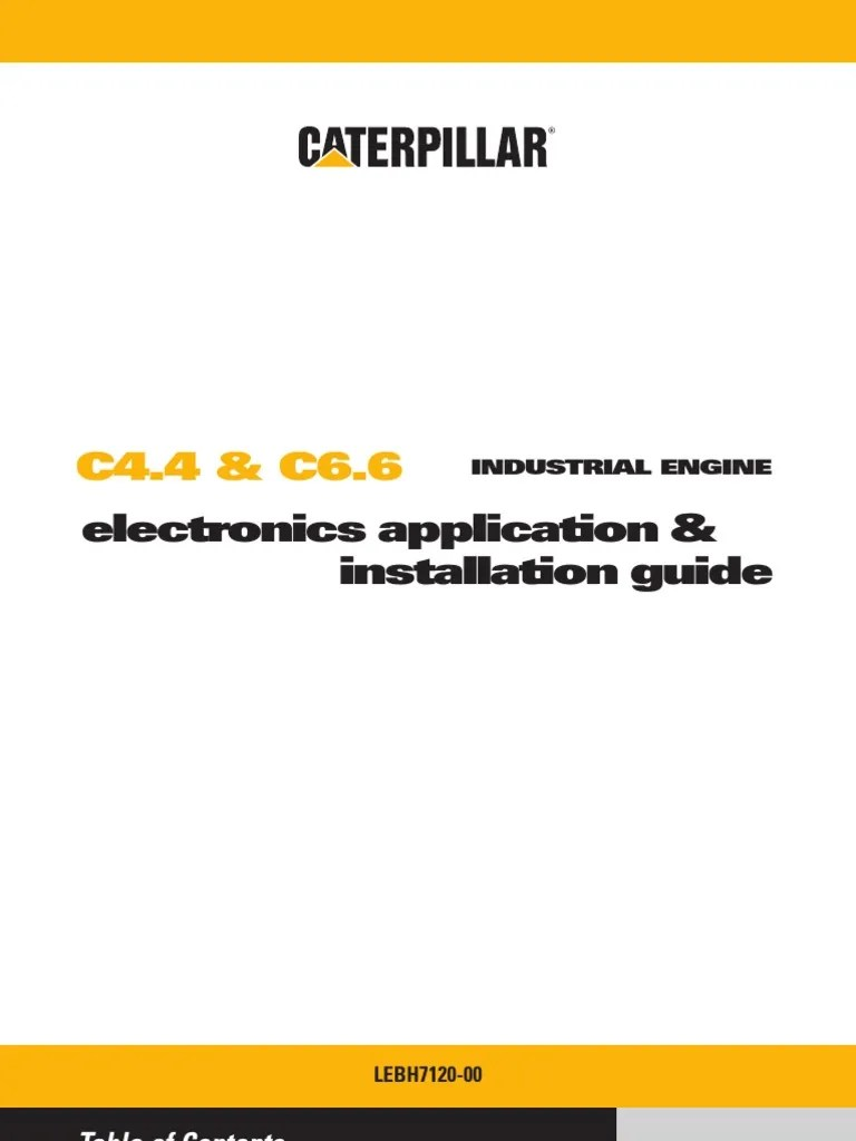 small resolution of c4 4 c6 6 electronic application installation guide fuel injection turbocharger