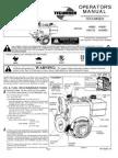 Tecumseh Service Manual