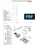 Canon iPF650 iPF655 parts catalog