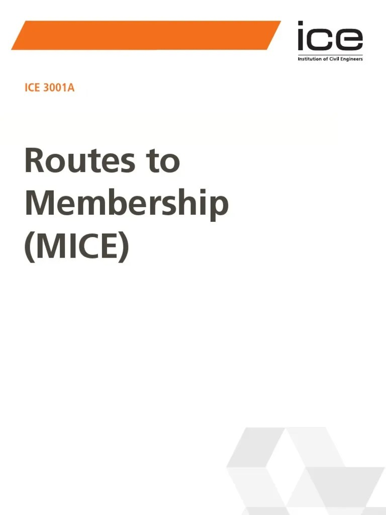 Ice  routes to membership academic degree professional development also rh scribd