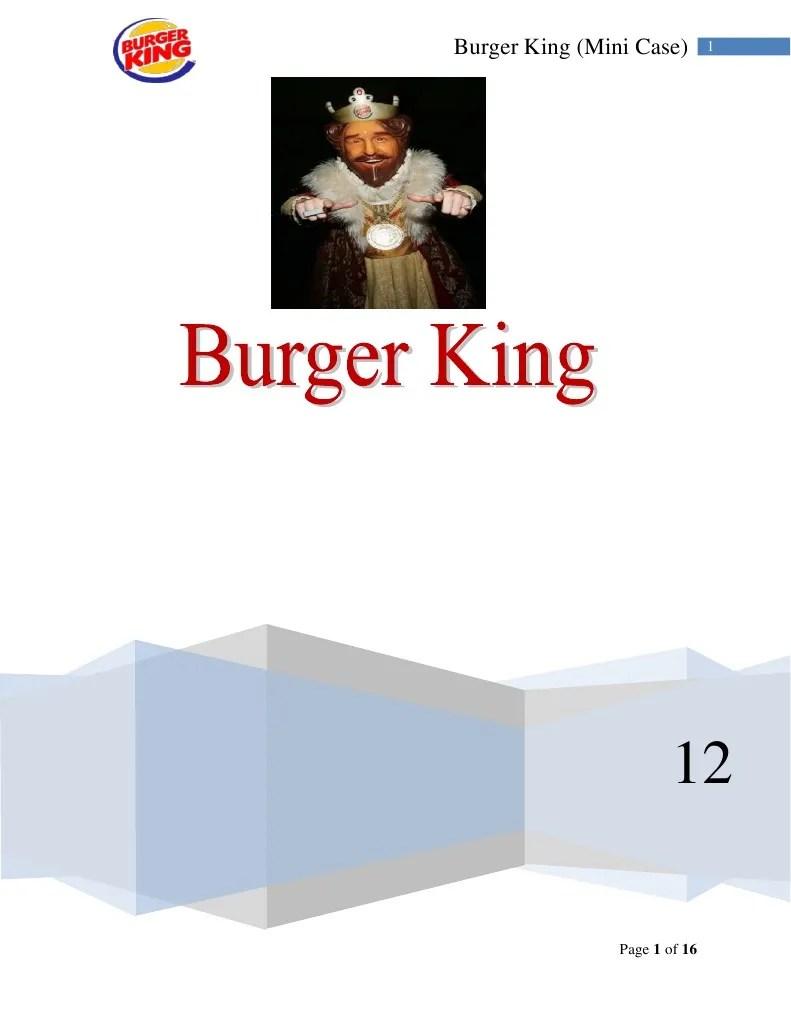 proces flow diagram burger king [ 791 x 1023 Pixel ]