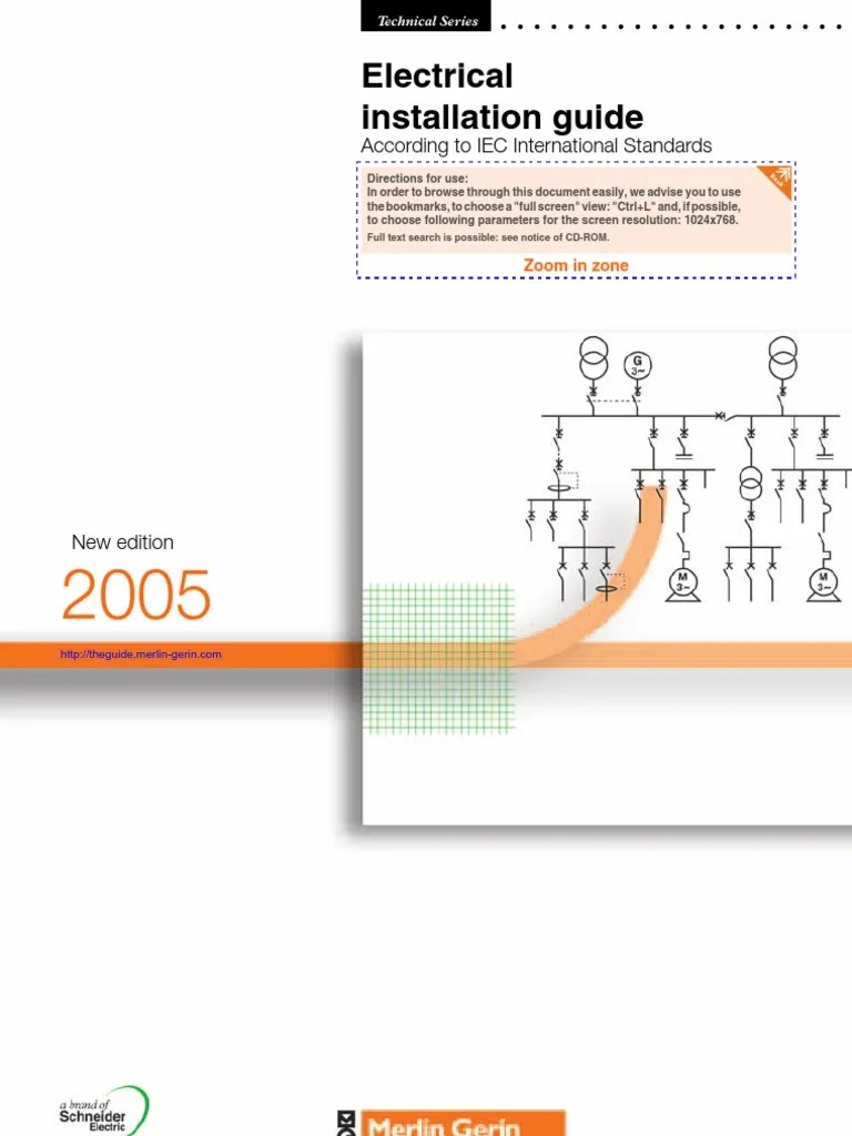 electrical installation guide iec standards compliant 2005 electrical wiring high voltage [ 768 x 1024 Pixel ]