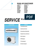 split system air conditioner wiring diagram solar panel battery charger electrical samsung room manual