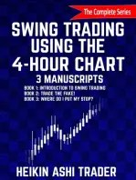 Dave Richards Trade Chart : richards, trade, chart, Swing, Trading, Using, 4-hour, Chart, Online, Heikin, Trader, Books