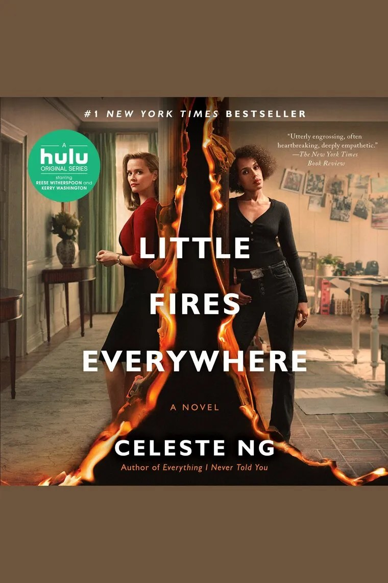 Little Fires Everywhere By Celeste Ng And Jennifer Lim