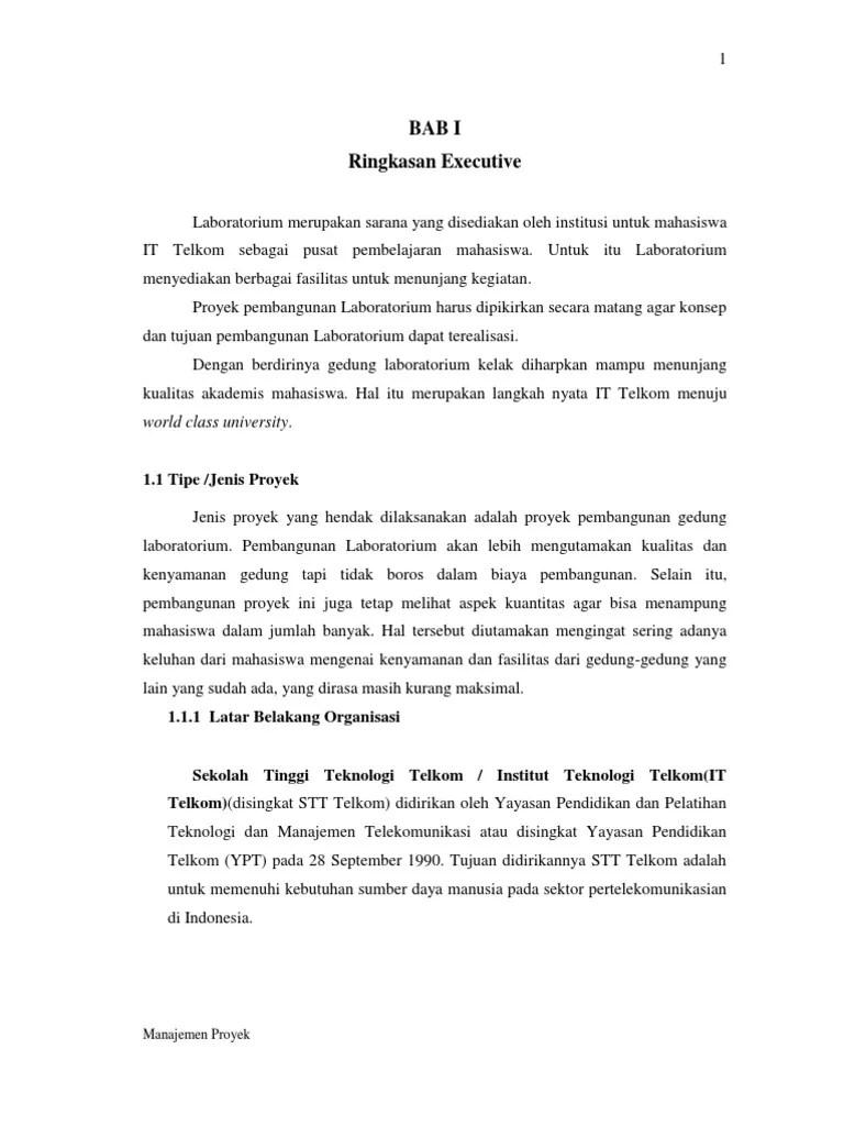 Contoh Proposal Proyek : contoh, proposal, proyek, Contoh, Proposal, Manajemen, Proyek
