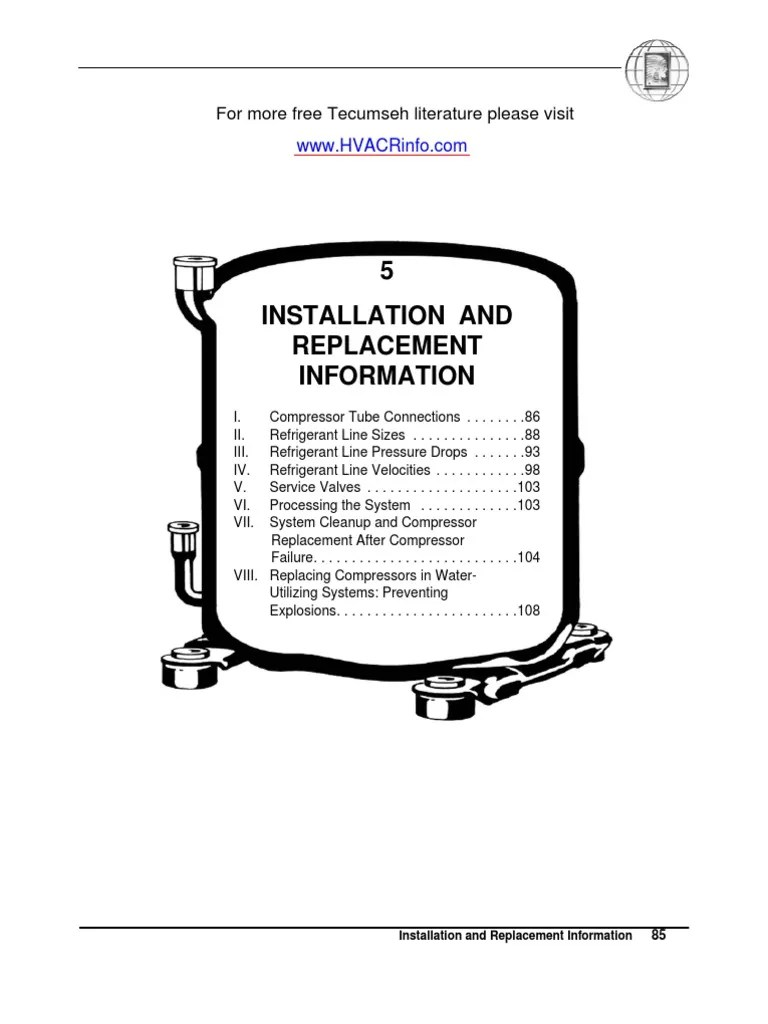 medium resolution of 3 4 hp tecumseh compressor wiring diagram