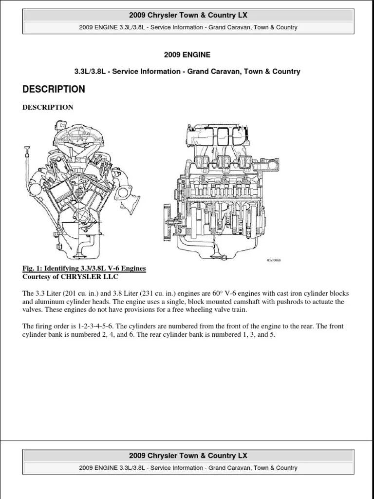 medium resolution of chrysler 3 8l engine diagram trusted wiring diagram 2003 chrysler town and country engine diagram 1997