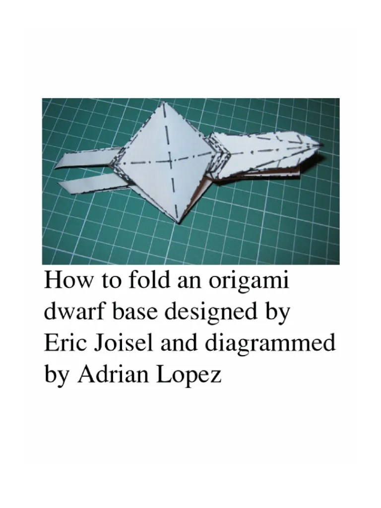 eric joisel origami mermaid diagram u verse home wiring 魔术师的折纸eric joiselthe magician of psychologyarticles info dwarf base photo 44