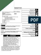 Honda CRV 9700 Service Manual | Gear
