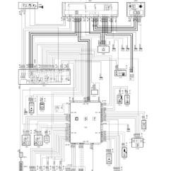 Pdf Wiring Diagrams 2010 Ford Explorer Diagram Citroen+xsara+picasso+esquema+electrico+gestion+motor+nfv+opr+9515