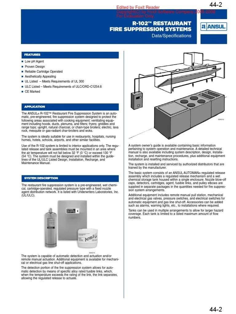 medium resolution of ansul pull station