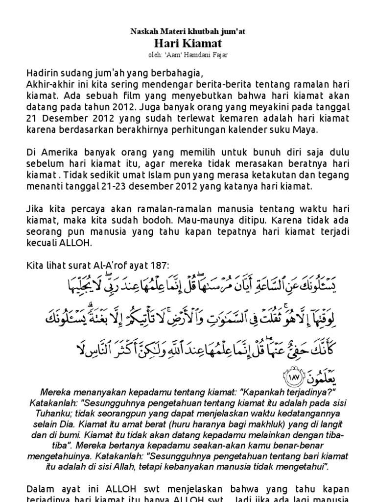 Contoh Khutbah Bahasa Sunda : contoh, khutbah, bahasa, sunda, Contoh, Khutbah, Jumat, Dalam, Bahasa, Sunda, Barisan