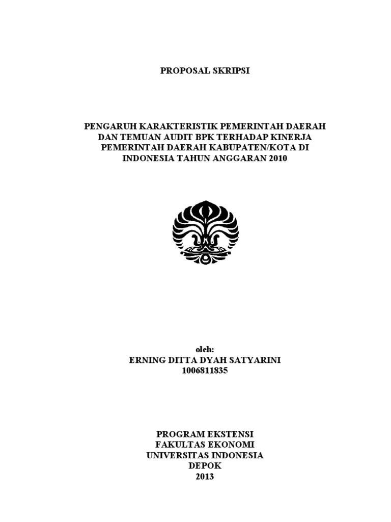 Contoh Proposal Skripsi Akuntansi : contoh, proposal, skripsi, akuntansi, Contoh, Skripsi, Akuntansi, Keuangan, Materi, Pelajaran