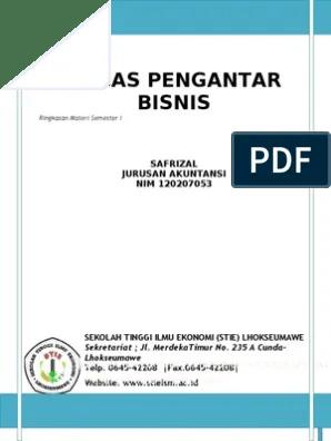 Tugas Kuliah Pengantar Ilmu Peternakan Semester 1 Manajemen...
