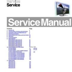 Mechanical Keyboard Wiring Diagram Large Round Trailer Plug Philips Ch.qfu1.1e La | Television