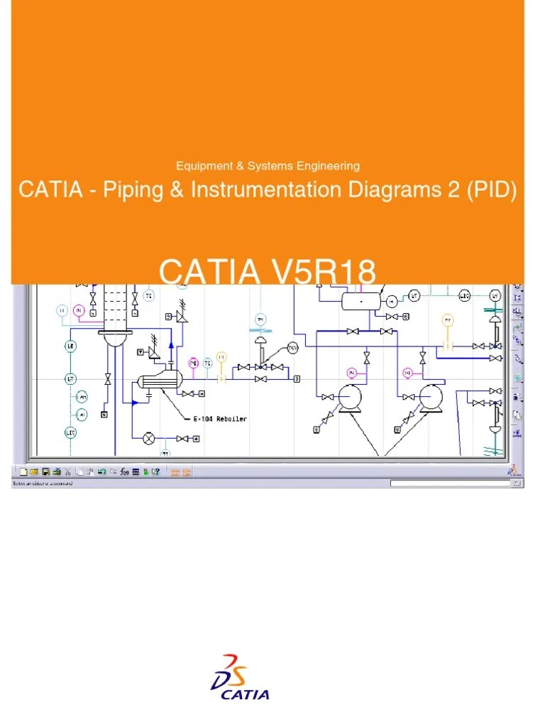 hight resolution of catia piping instrumentation diagrams 2 pid brouche instrumentation c programming language