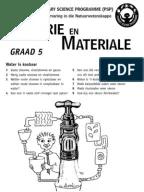 Materie en Materiale [Graad 4 Afrikaans]