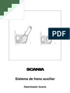 Scania Caja de Cambios