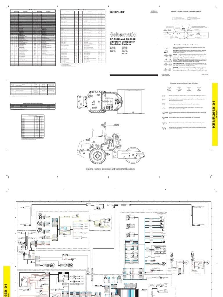medium resolution of caterpillar schematic diagram