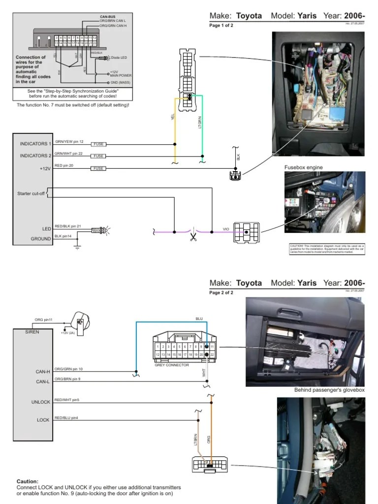 small resolution of can toyota yaris 06