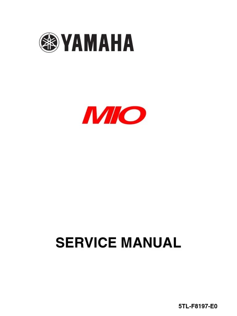yamaha mio headlight wiring diagram [ 768 x 1024 Pixel ]