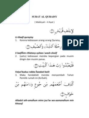 Surat Al Quraisy : surat, quraisy, Surat, Quraisy.pdf