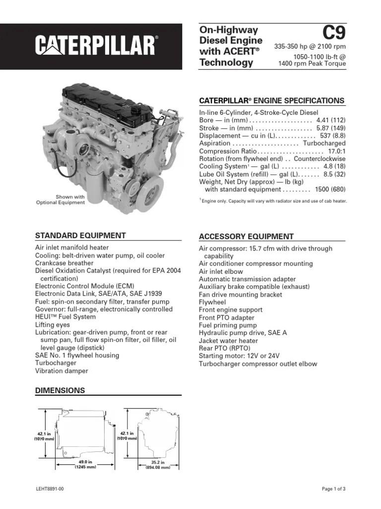 c7 cat engine breakdown diagram [ 768 x 1024 Pixel ]