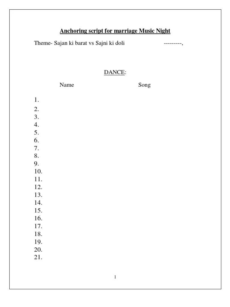 Funny Anchoring Script In Urdu : funny, anchoring, script, Marriage, Function, Anchoring, Script