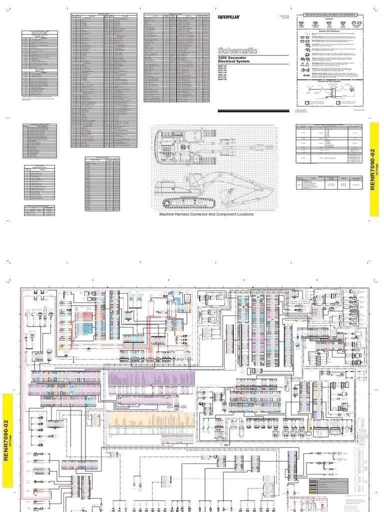 medium resolution of cat 320b wiring diagram wiring diagrams wiring diagram cat 320l