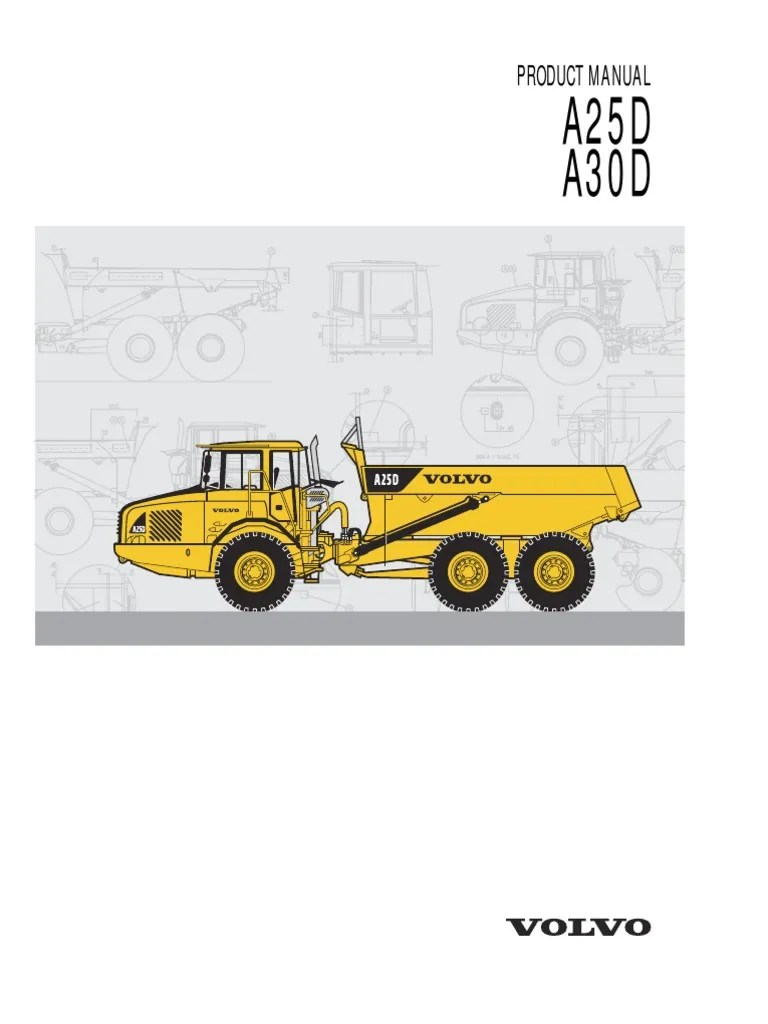 small resolution of volvo a30d service manual a good owner manual example u2022 volvo articulated hauler volvo a30d wiring diagram