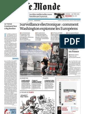 A Retenu Ulysse Bien Avant Belafonte : retenu, ulysse, avant, belafonte, Monde, Mercredi, 2013.pdf, Edward, Snowden, Chine