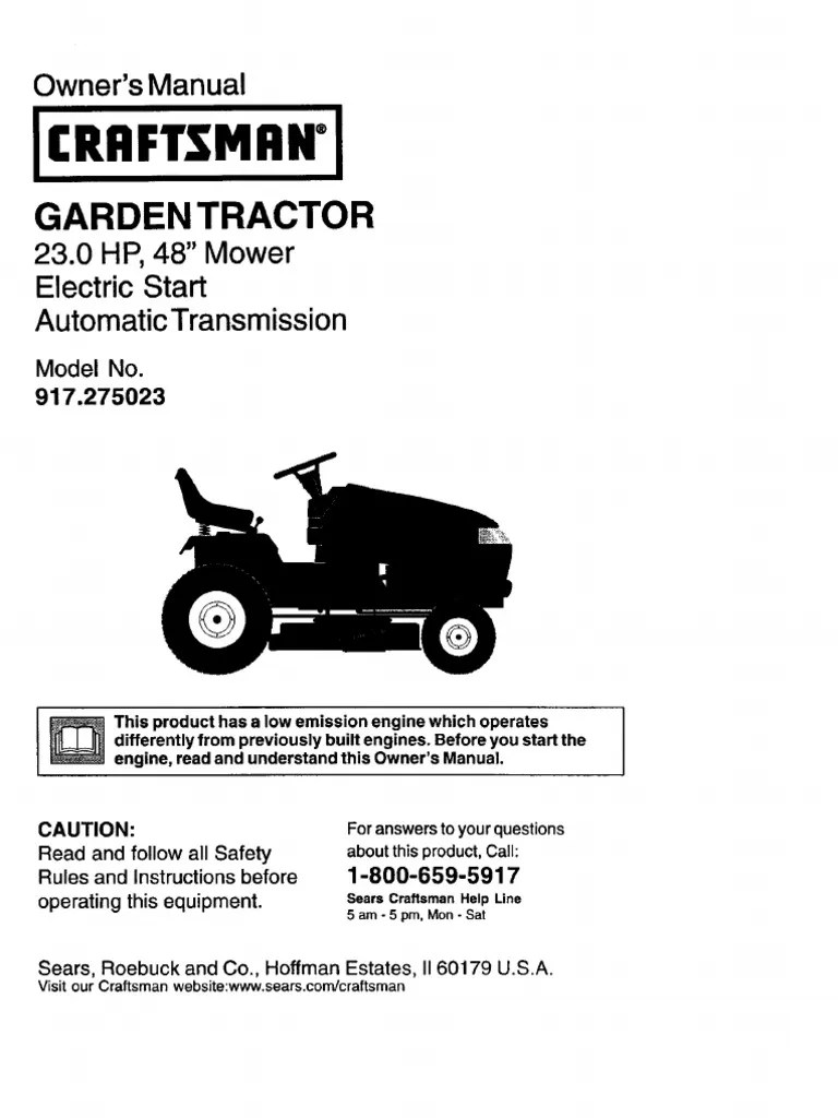 old craftsman riding lawn mower 1 2 hp wiring diagram [ 768 x 1024 Pixel ]