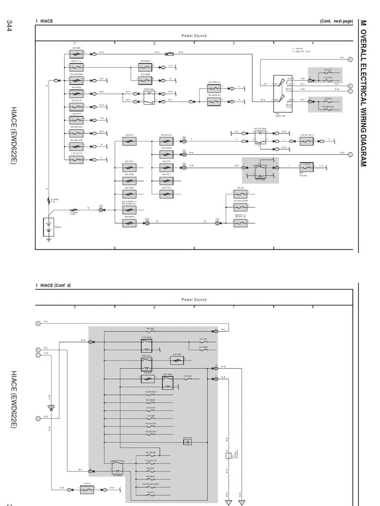 toyota 5le wiring diagram wiring library toyota 5le wiring diagram [ 768 x 1024 Pixel ]
