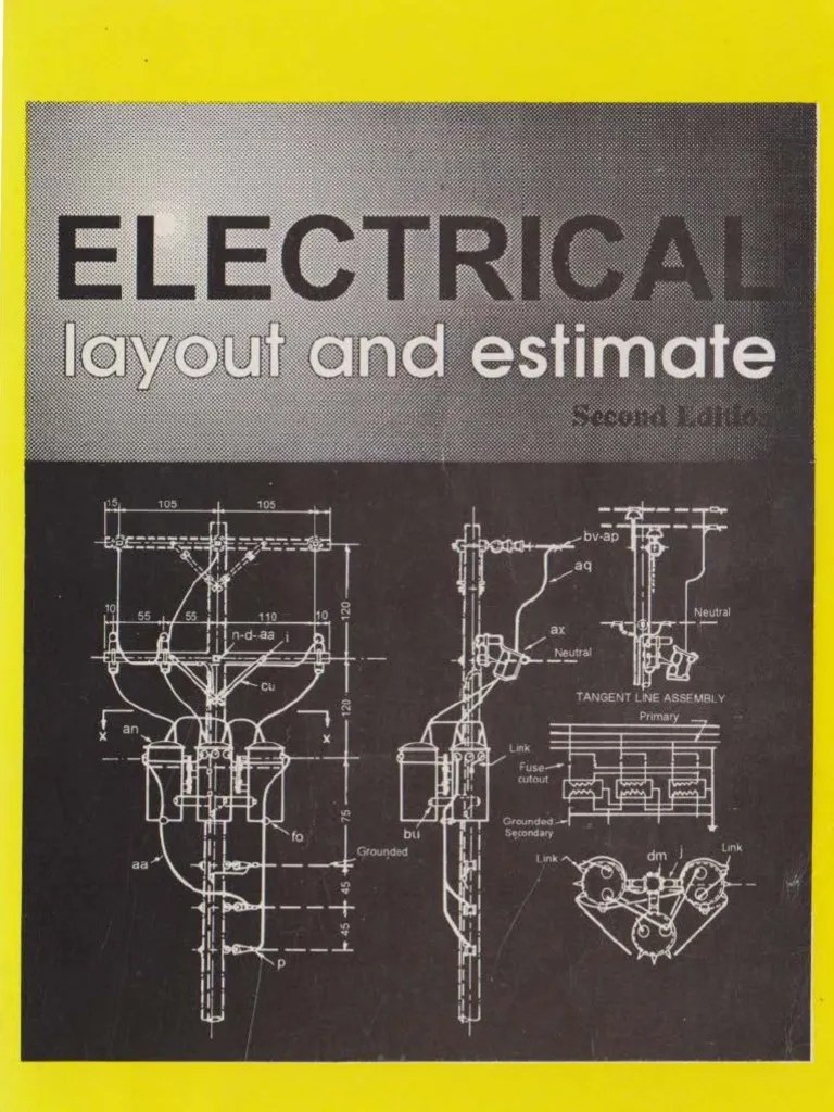 hight resolution of electrical layout and estimate 2nd edition by max b fajardo jr leo r fajardo series and parallel circuits electrical resistance and conductance