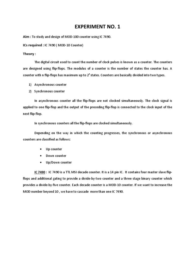 hight resolution of logic diagram of ic 7490