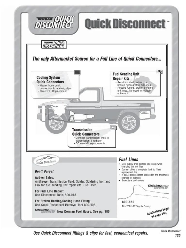medium resolution of 135 145quickdisconnectbuyersguide ford motor company transmission mechanics