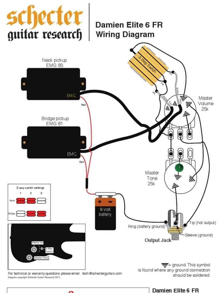 medium resolution of electric bass guitar wiring diagrams