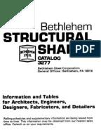 Bethlehem Steel Structural Shapes