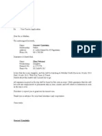 Surat Permohonan Sponsorship Doc : surat, permohonan, sponsorship, Sponsorship, Letter, Template