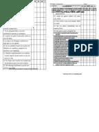 Formato Hoja Respuestas Inventario Eysenck y e.