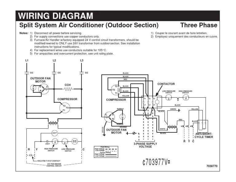 Panasonic Air Conditioner Wiring Diagram : Panasonic split system air conditioner wiring diagram