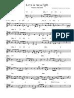 Fight For Love Pdf : fight, Fight:, Intro, Piano