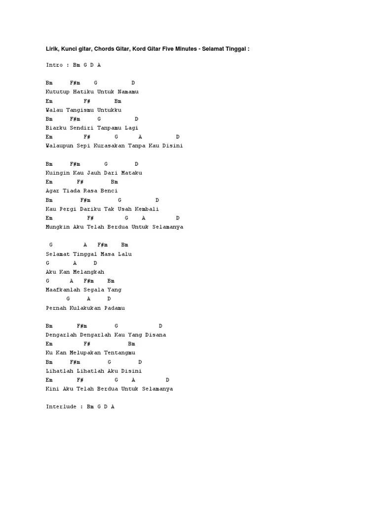 Izinkan Aku Untuk Terakhir Kalinya Chord : izinkan, untuk, terakhir, kalinya, chord, Izinkan, Untuk, Terakhir, Kalinya, Chord, Dasar