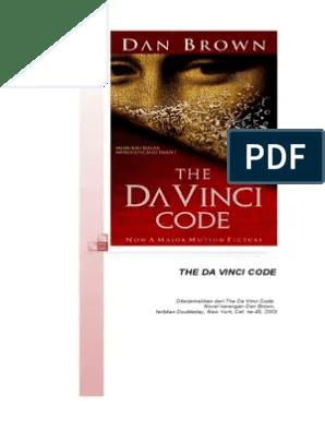 Ahli Pemecah Kode Rahasia Tts : pemecah, rahasia, Davinci