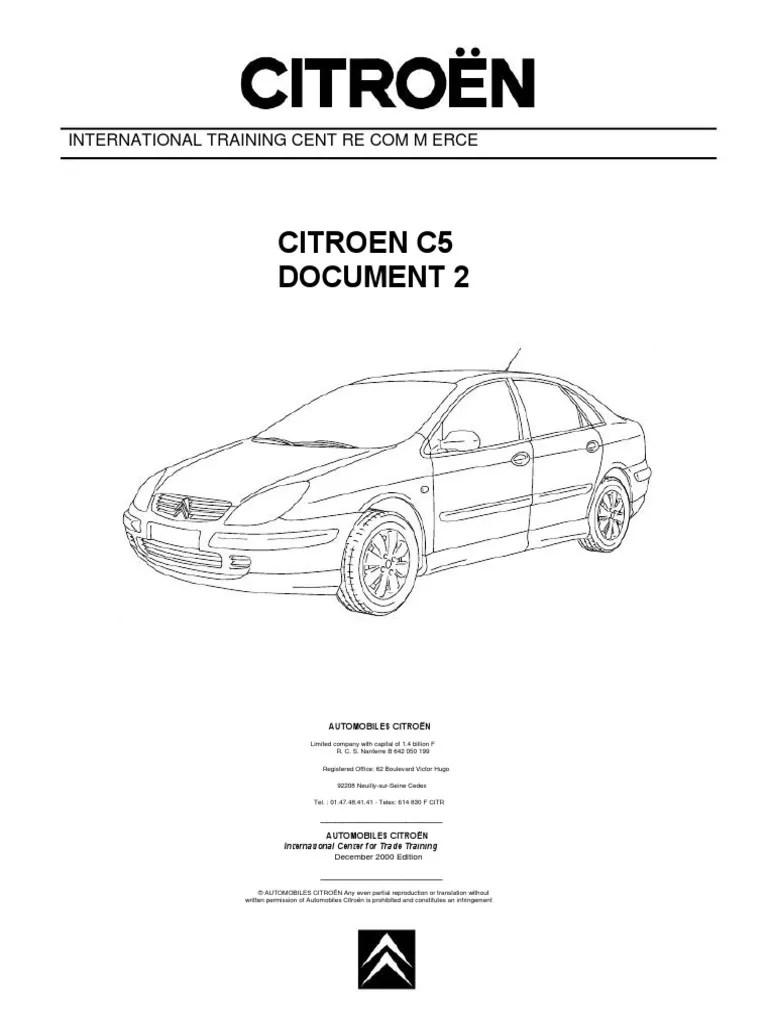 citroen c5 2005 wiring diagram [ 768 x 1024 Pixel ]