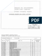 Design Calculation for Pipe Supports