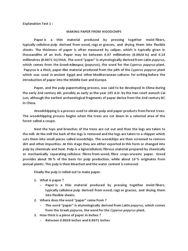 Contoh Explanation Text Singkat Beserta Soal Dan Jawaban : contoh, explanation, singkat, beserta, jawaban, Contoh, Explanation, Beserta, Sinter, Cute766
