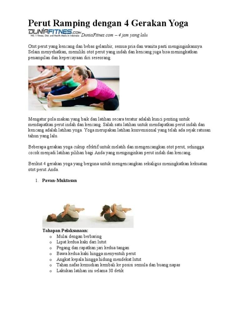 Gerakan Melatih Otot Tangan : gerakan, melatih, tangan, Perut, Ramping, Dengan, Gerakan
